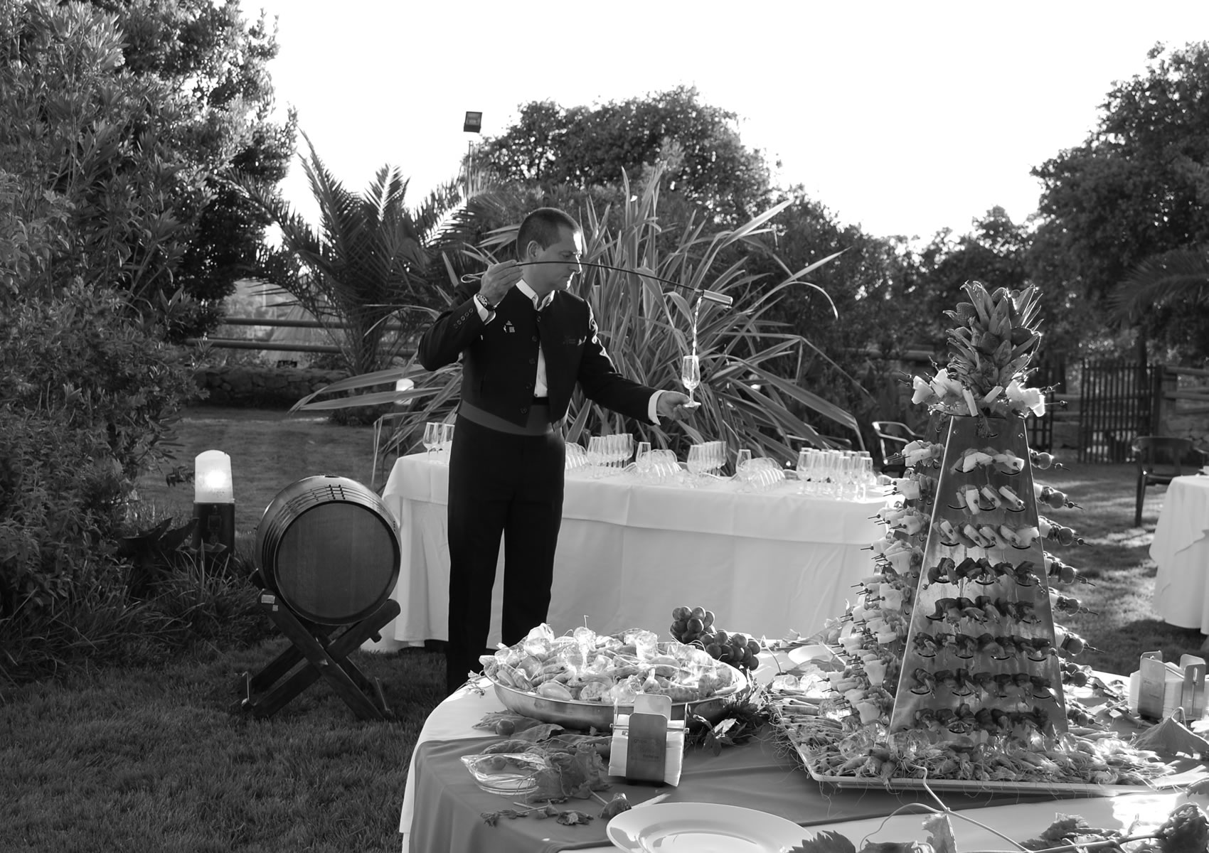 Hostepor Catering - Celebraciones y bodas