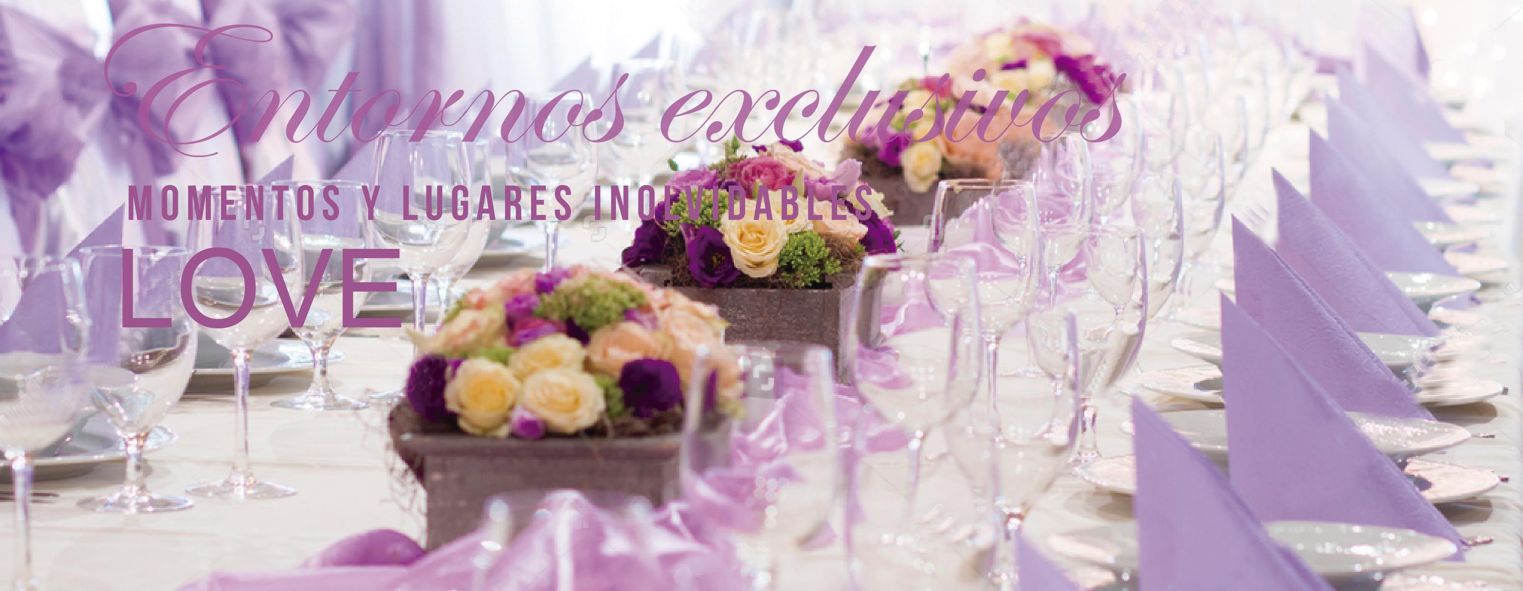 Organización de bodas - Hostepor Catering