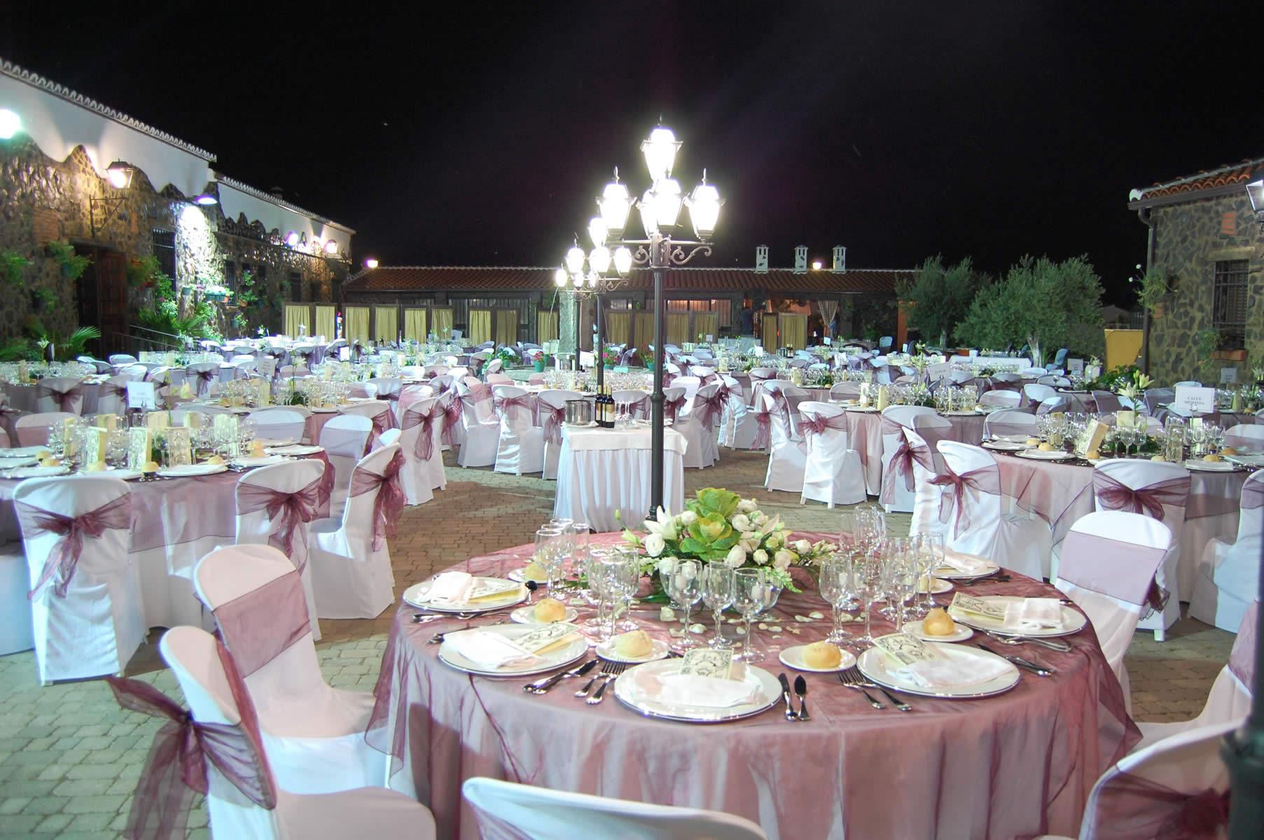 Hostepor Catering - Celebración de bodas en Córdoba y Extremadura